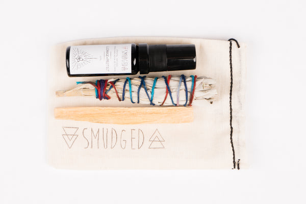 The Trifecta Sage, Palo Santo And Agua De Florida Bundle