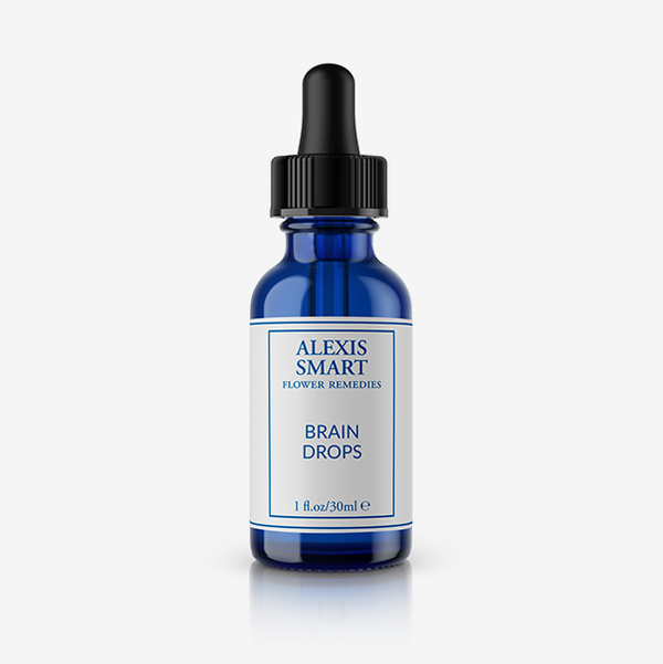 Brain Drops - Alexis Smart Flower Remedy For Focus