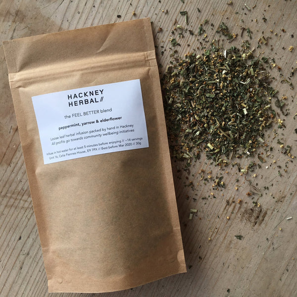 Feel Better Blend - Hackney Herbal Tea
