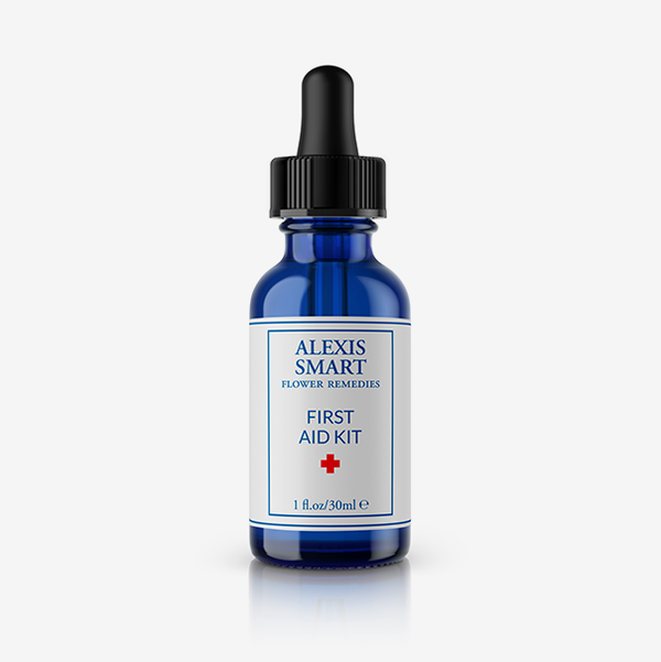 First Aid Kit - Alexis Smart Flower Remedy For Urgent Care