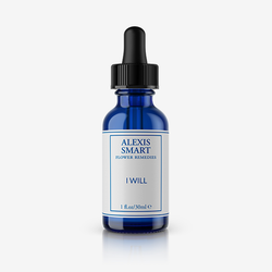 I Will - Alexis Smart Flower Remedy For Will To Heal
