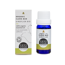 Clove Bud Organic Essential Oil 10ml