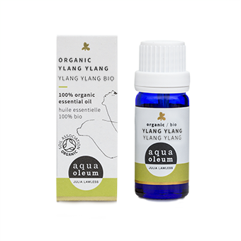 Ylang Ylang Organic Essential Oil 10ml
