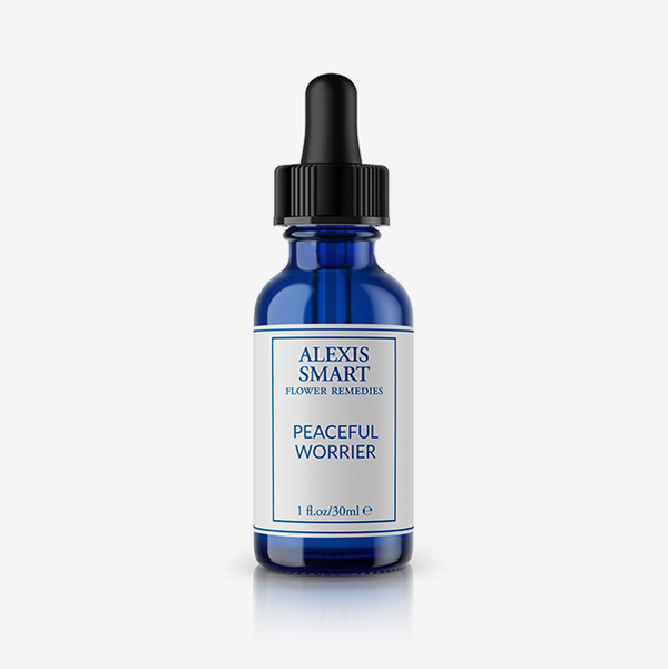 Peaceful Worrier - Alexis Smart Flower Remedy For Peace