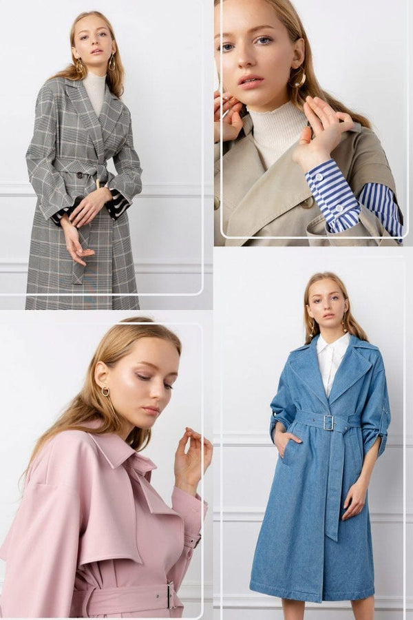 April Showers: Statement Coats For Rainy Days