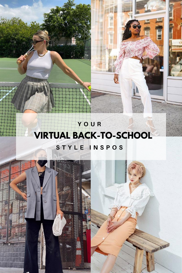 Slay Virtual Back-to-School With These Style Inspos