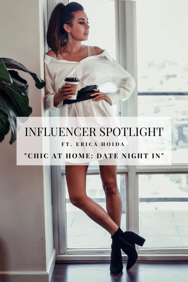 "Influencer Spotlight: ""Chic at Home"" With Erica Hoida"