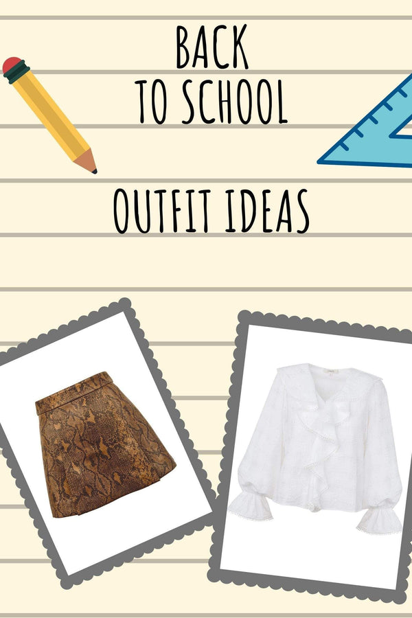 Back to school outfit ideas that are trending