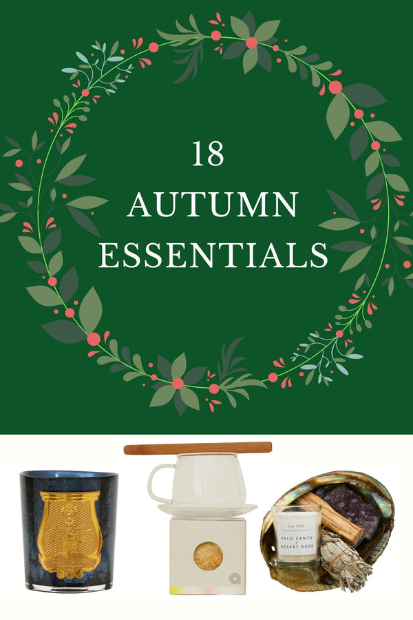 24 Autumn and Winter Essentials