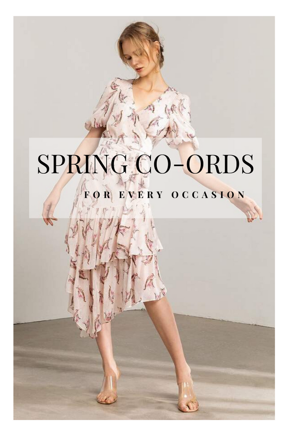 Spring Co-ords for Every Occasion
