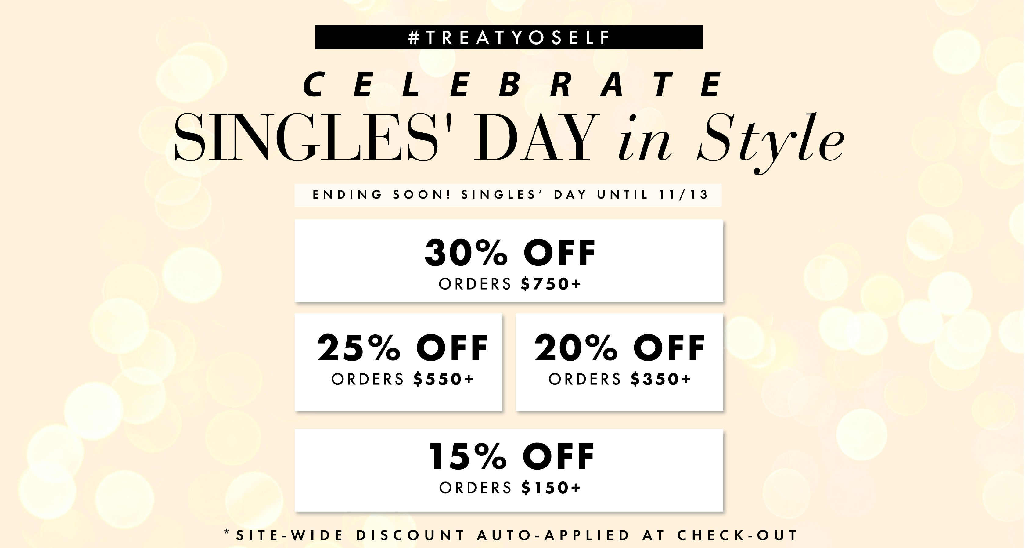 Shop Holiday Styles & Women's Apparel Gifts for Her 11.11 Singles' Day Sale | J.ING