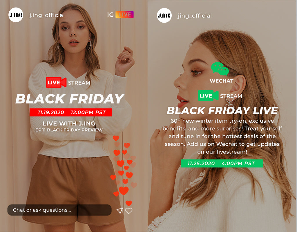 Black Friday Live