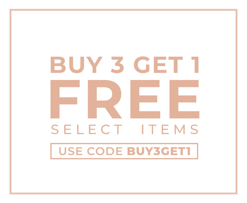 Cyber Monday Sale Buy 3 Get 1 Free
