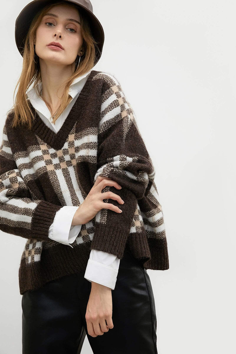 Oliver Brown Oversized Sweater