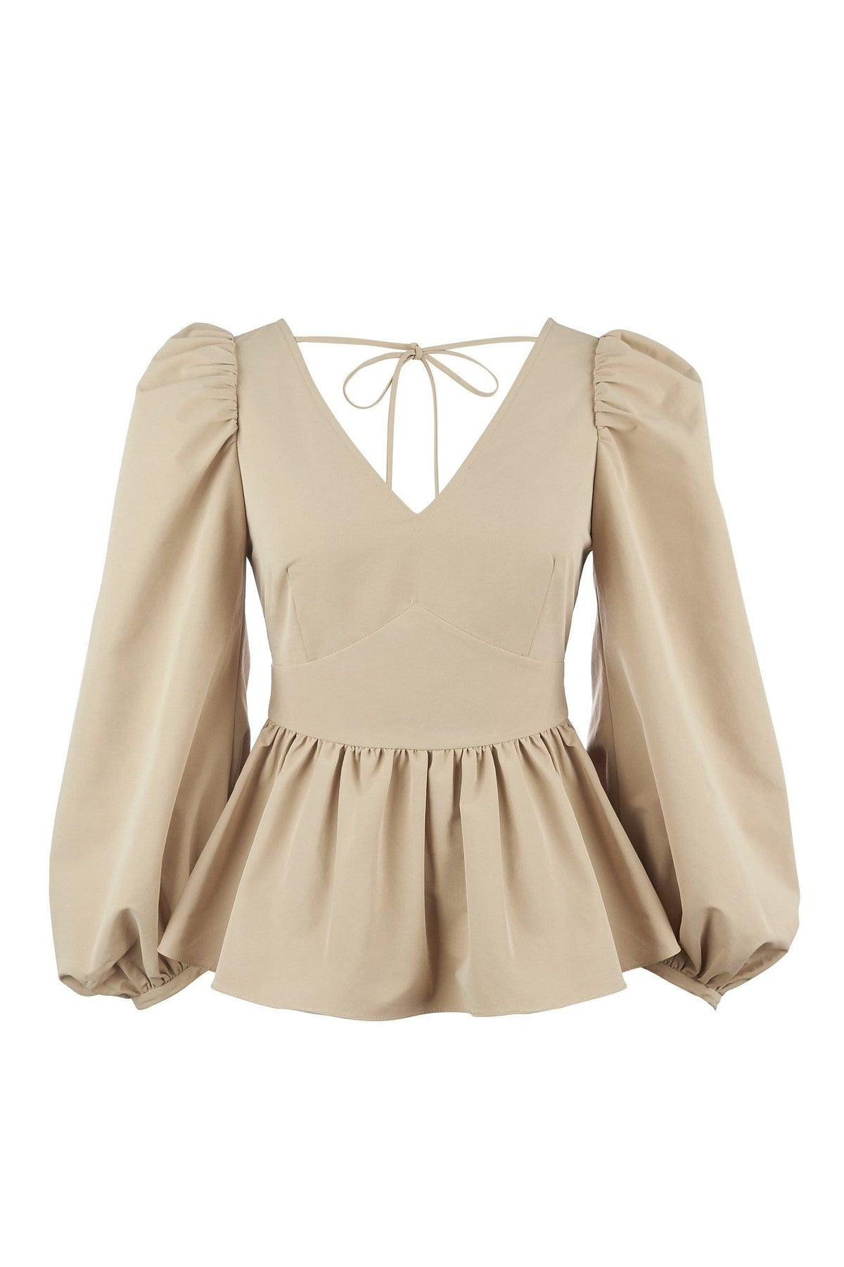 Edith Tan Tutu Top