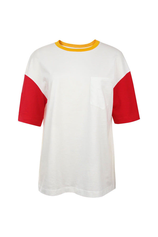 Softball Colorblock Tee