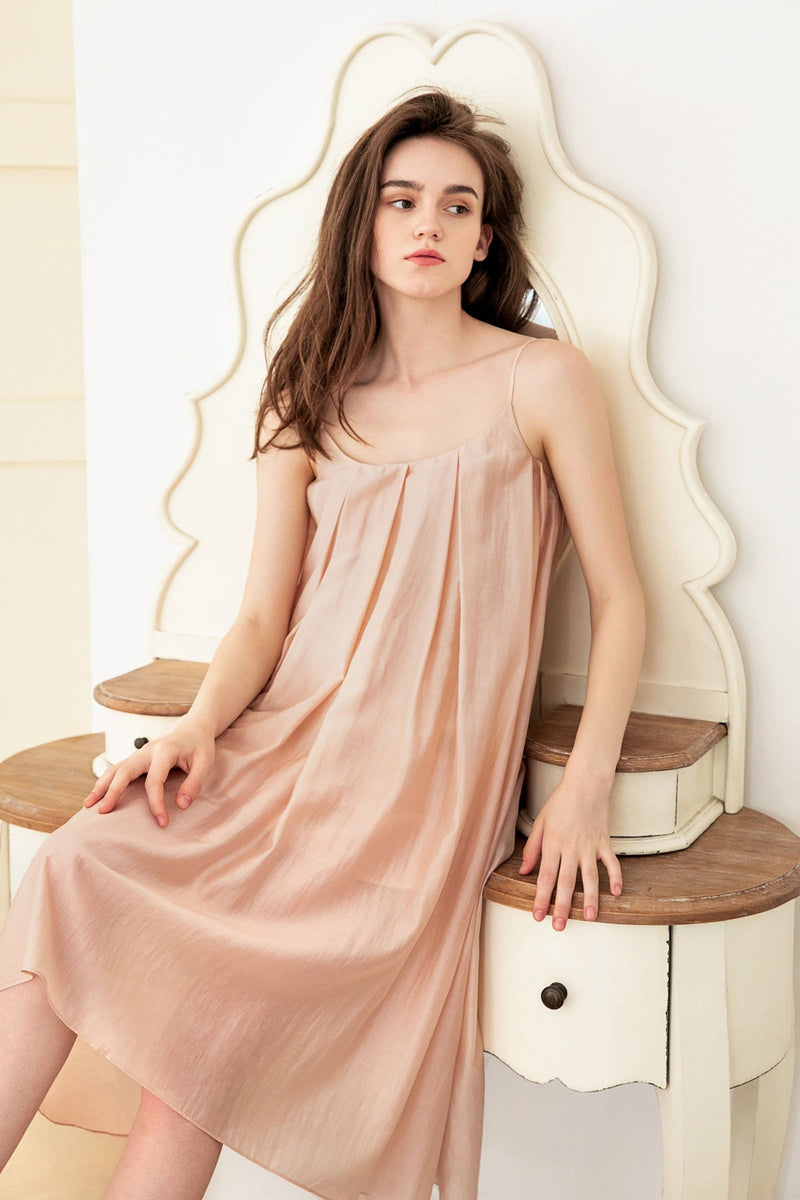 Paulette Pink Night Dress