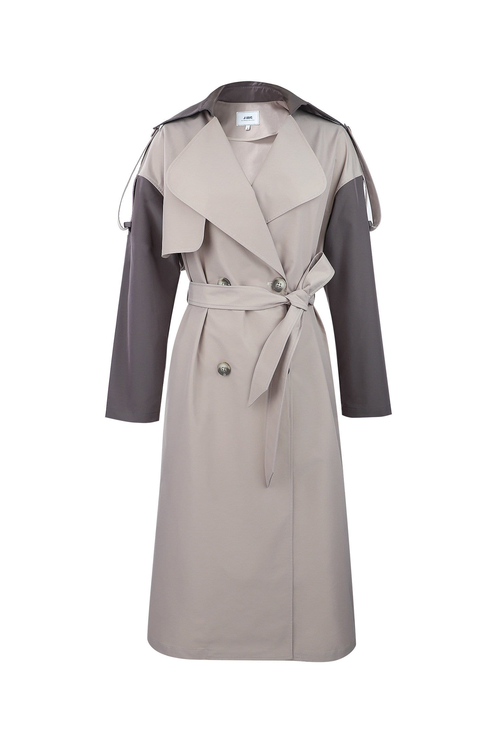 Jules Two-Tone Trench
