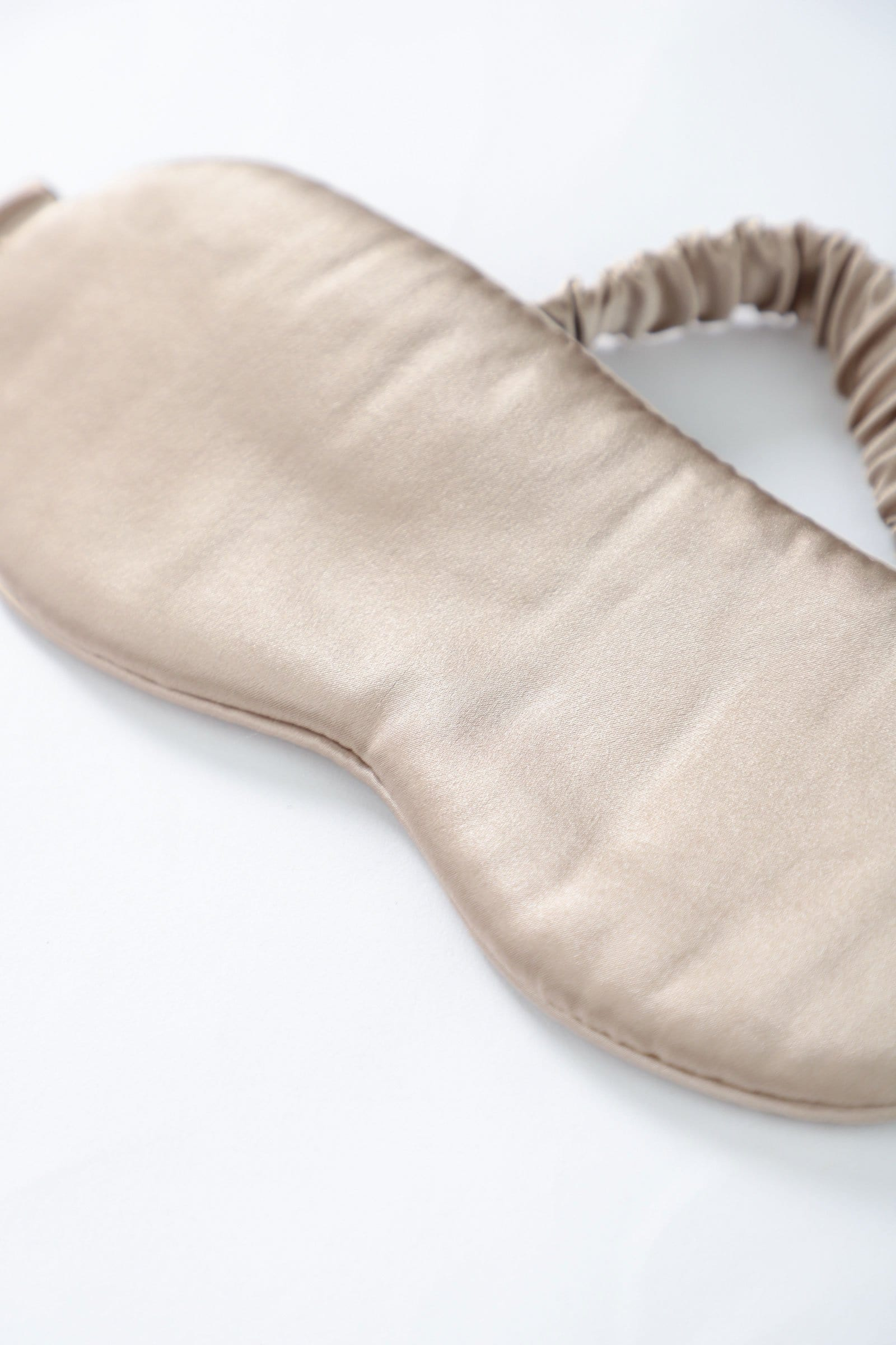Comfort Champagne Silky Eyemask