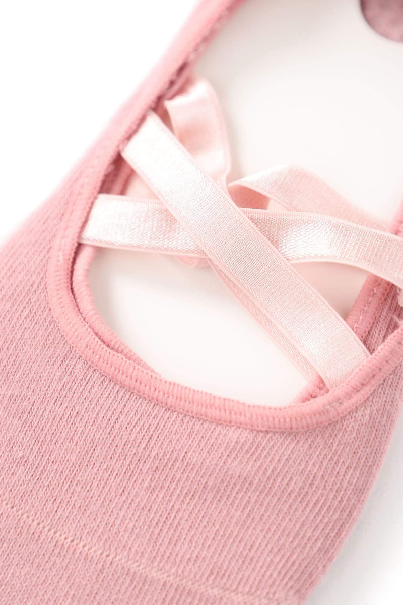 2-Pack Pink Barre Socks