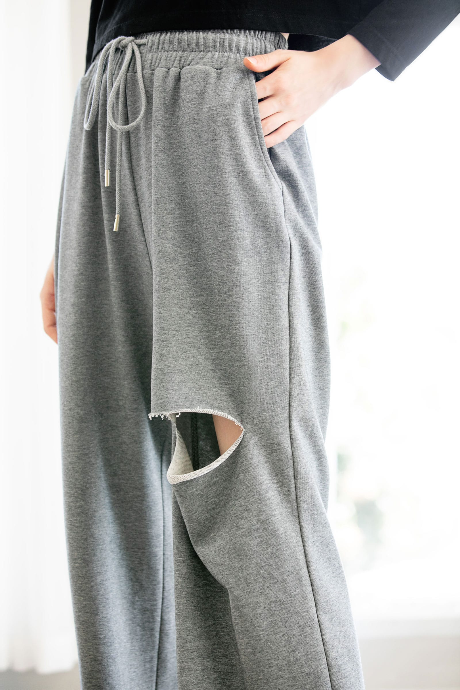 Slash Grey Lounger Pants
