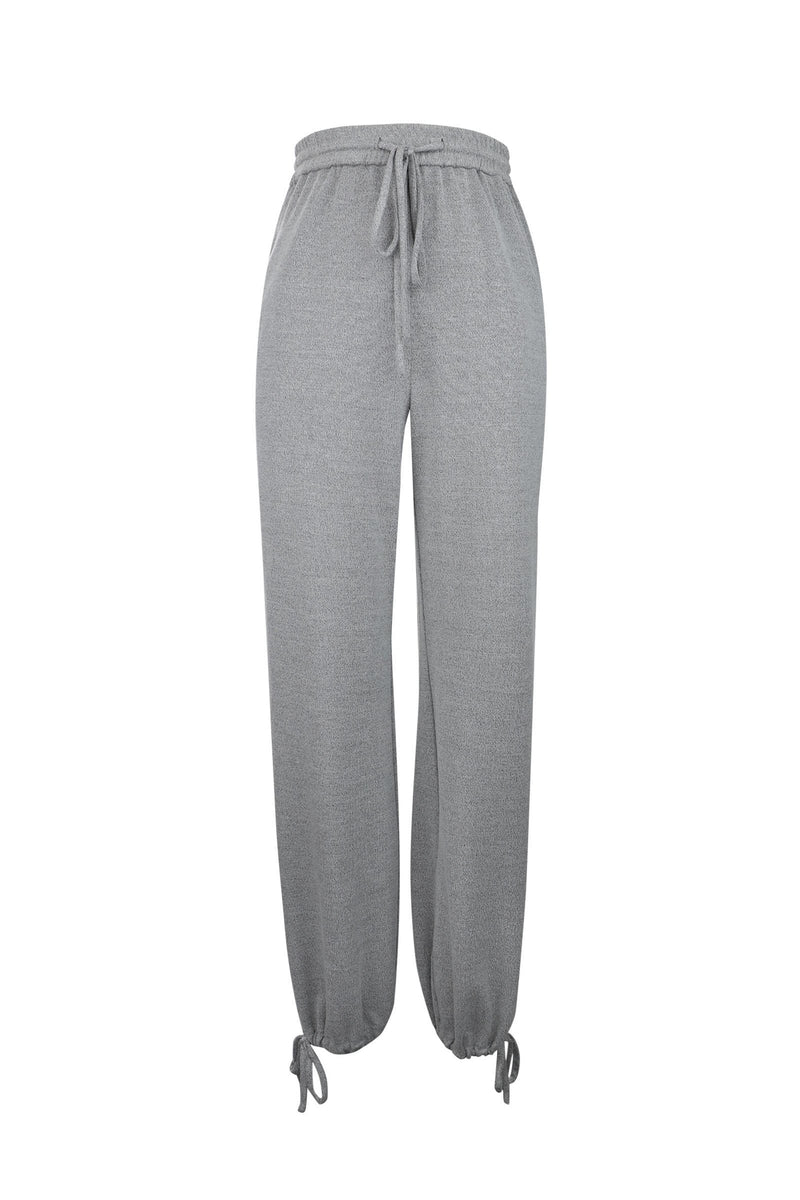 Rory Grey Drawstring Joggers