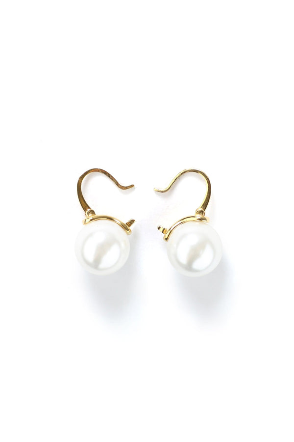 Angelina Pearl Earrings