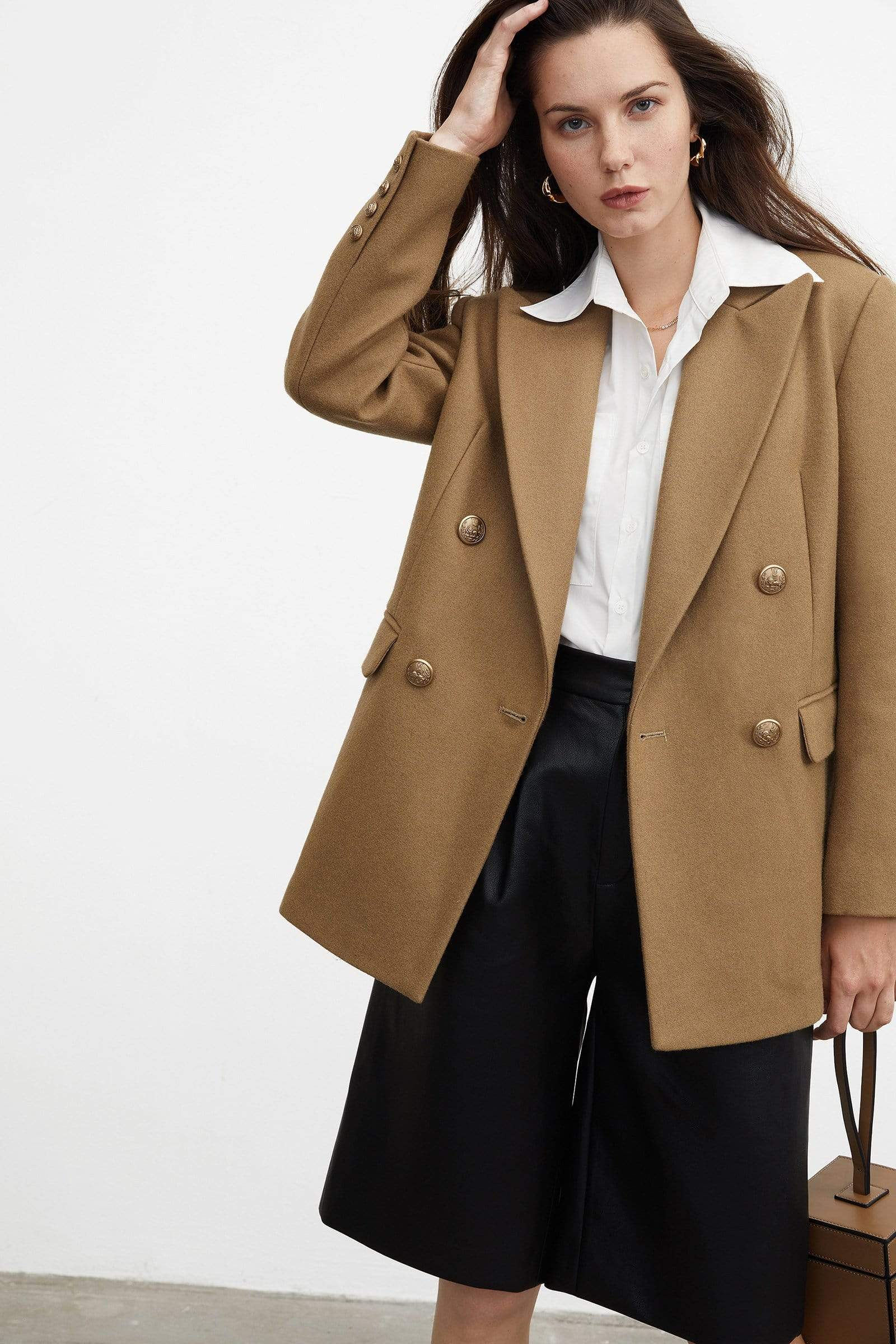 Hannah Tan Blazer Jacket