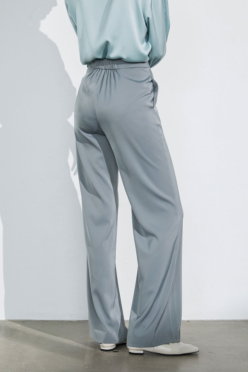 Business Essential Slate Trousers