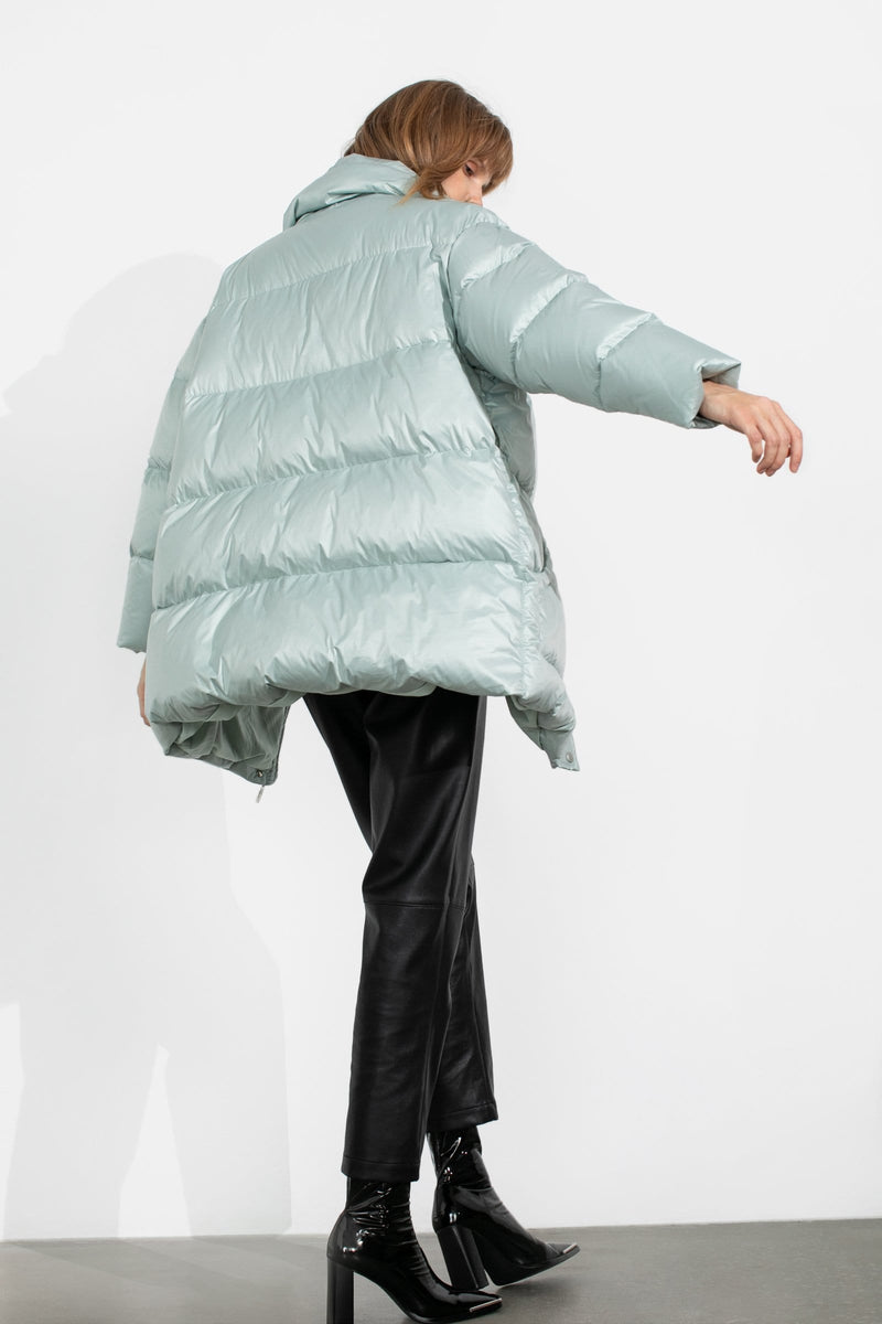 Wellington Sky Puffer Coat