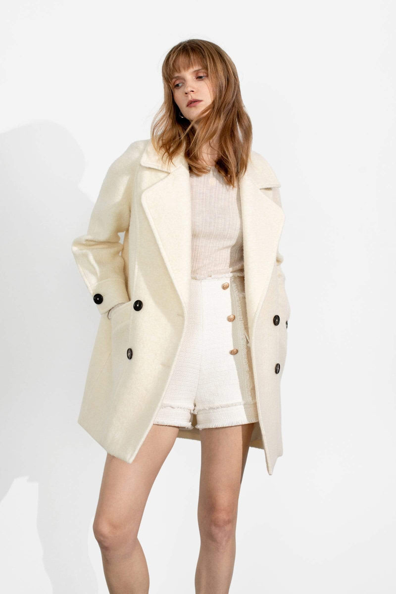 Teddy Ivory Coat