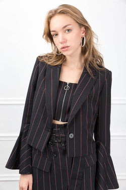 Jocelyn Blazer in Coats & Jackets by J.ING - an L.A based women's fashion line
