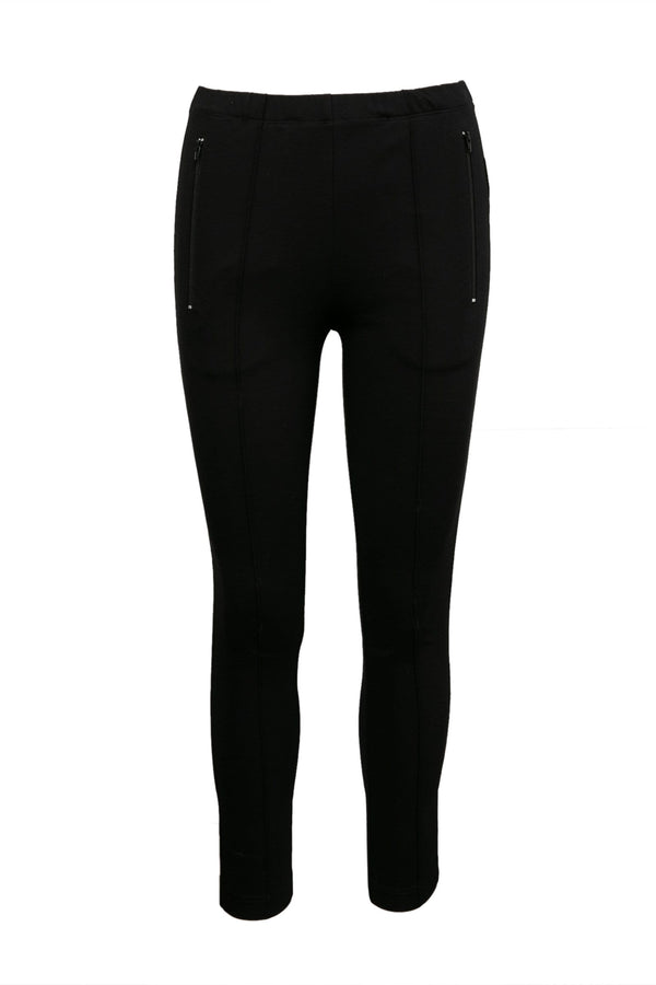 Pro Black Fitted Leggings