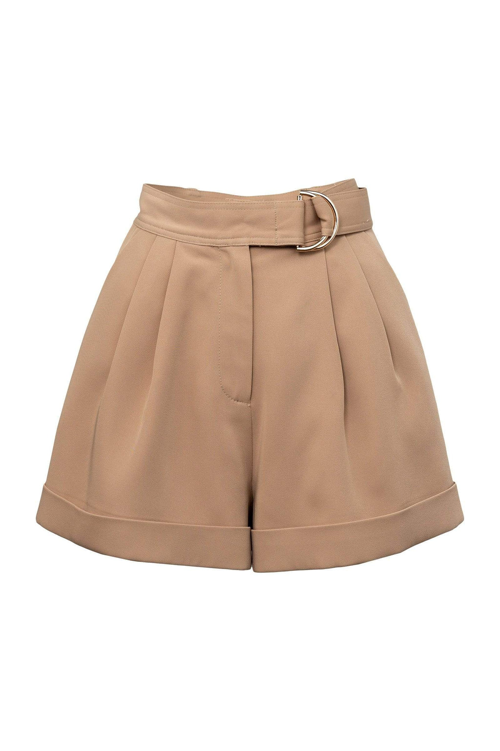 Tia Tan Shorts | J.ING Women's Apparel