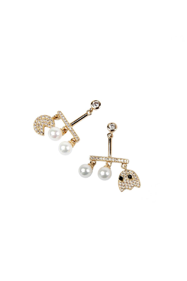 Weathervane Earring