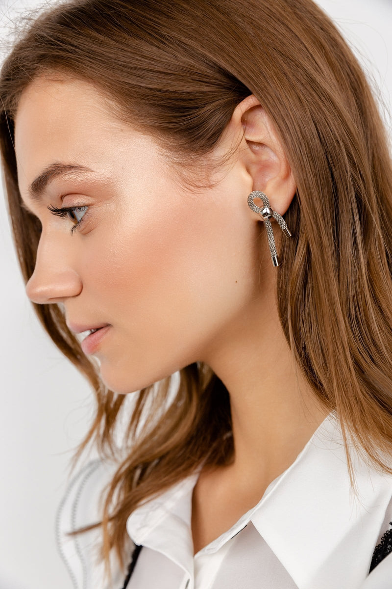 Bolo Earrings