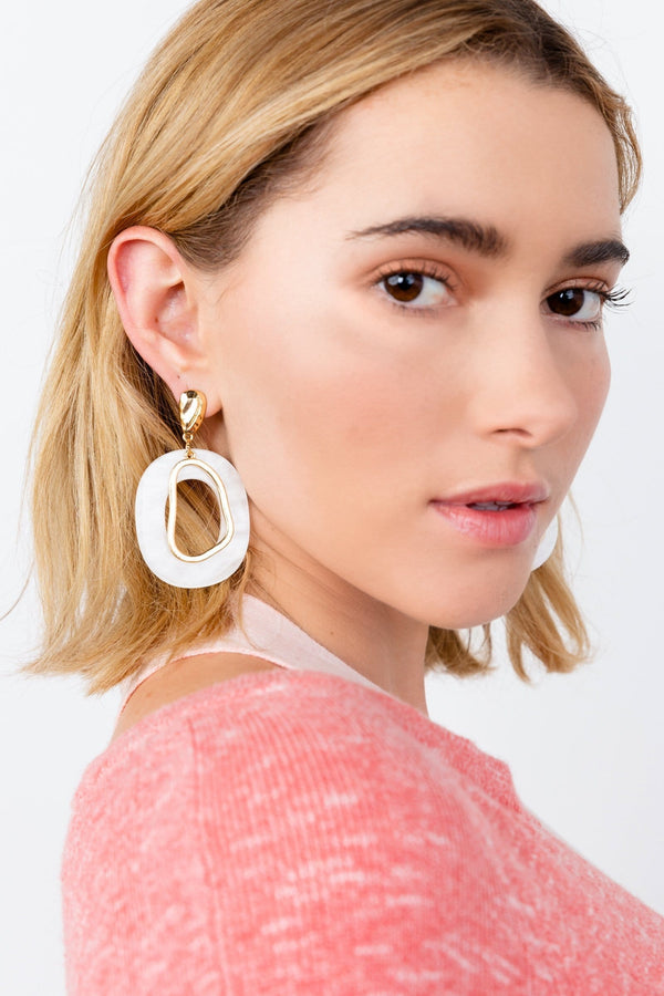 Outline Earring