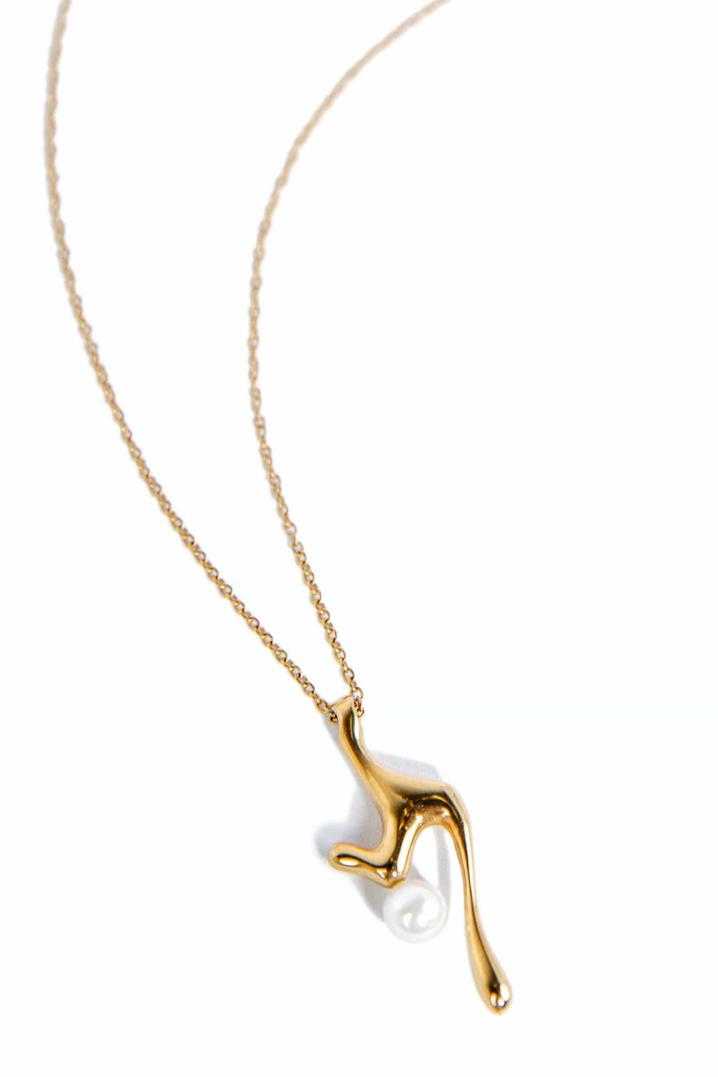 Antler Necklace by J.ING women's accessories