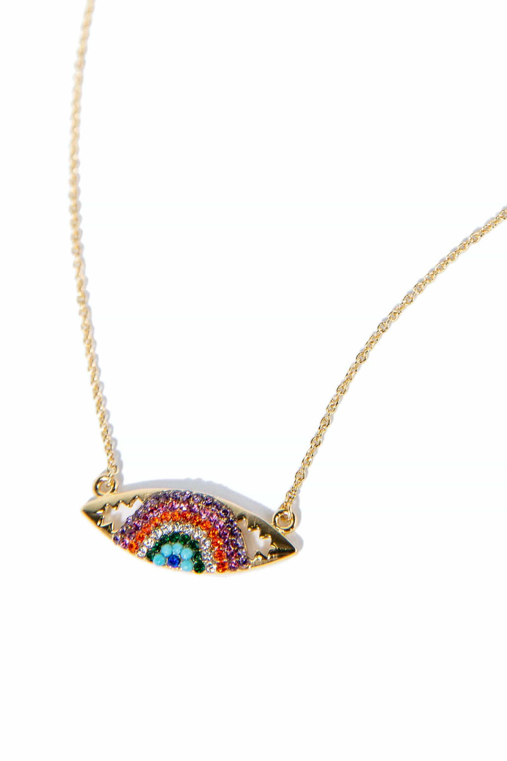 Rainbow Vision Necklace