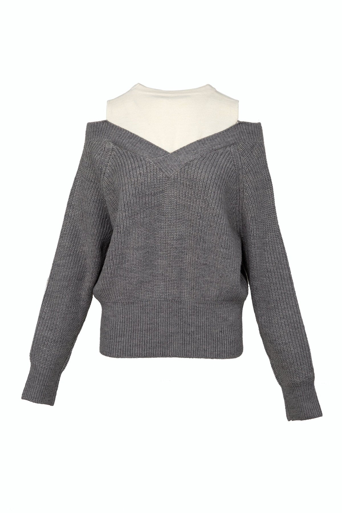 Haval Grey Fusion Sweater