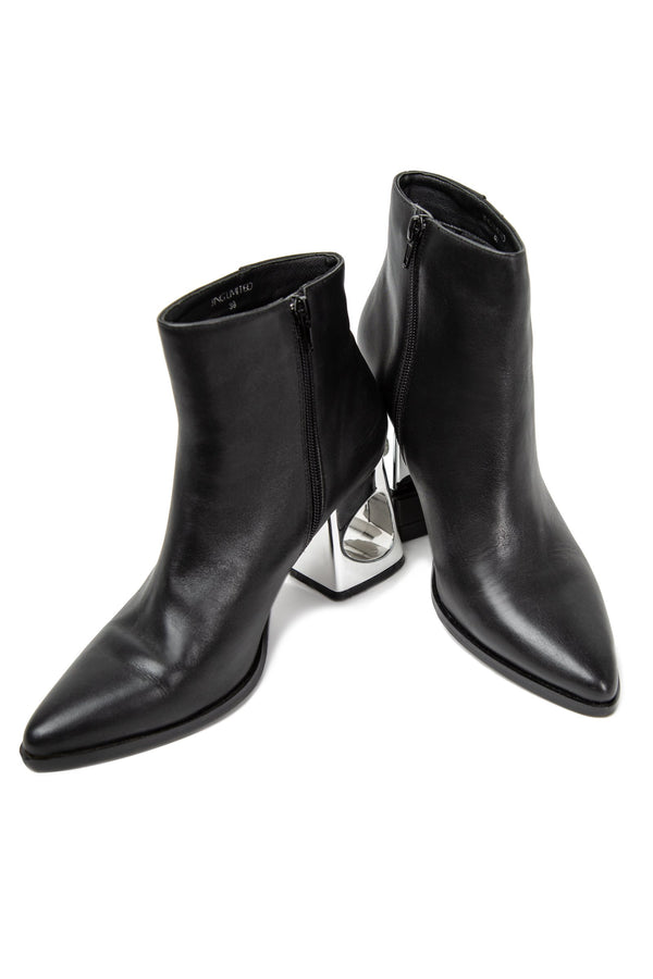 Patricia Booties in SHOES by J.ING - an L.A based women's fashion line