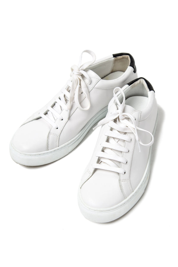 Ms. White Sneakers in SHOES by J.ING - an L.A based women's fashion line