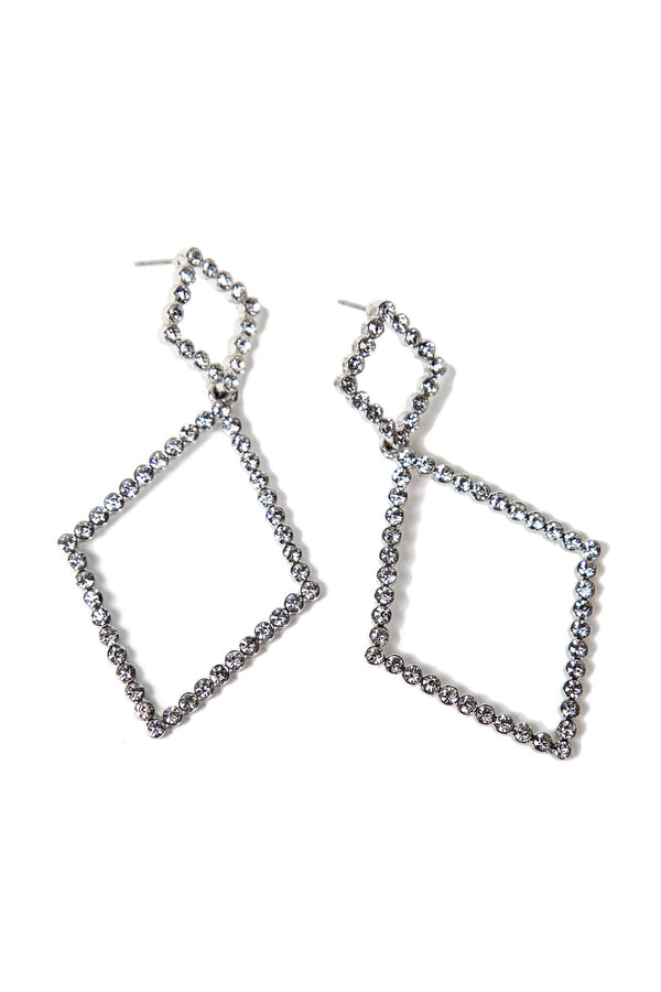 Eviee Earrings in Accessories by J.ING - an L.A based women's fashion line