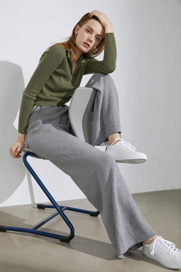 Essential Grey Wide Loungers
