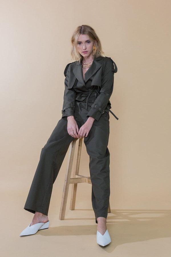 Alberta Pants in Pants by J.ING - an L.A based women's fashion line