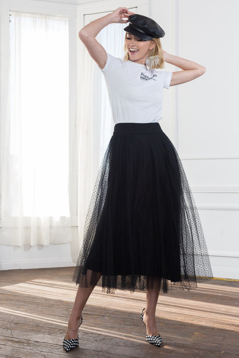 Kennedy Skirt in Skirts by J.ING - an L.A based women's fashion line