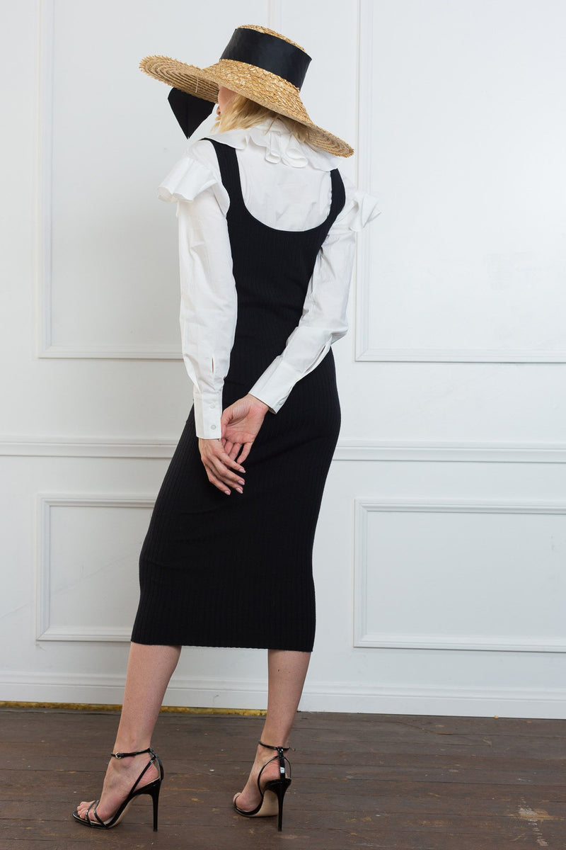 Florence Knit Dress in Knitwear by J.ING - an L.A based women's fashion line