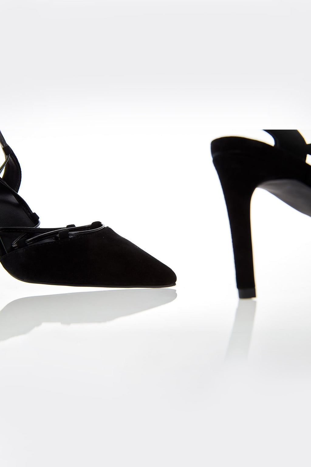 Sonia Lace Up Pumps in SHOES by J.ING - an L.A based women's fashion line