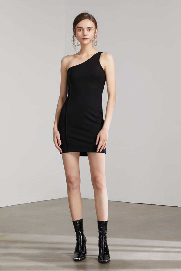 The Black Jane Dress