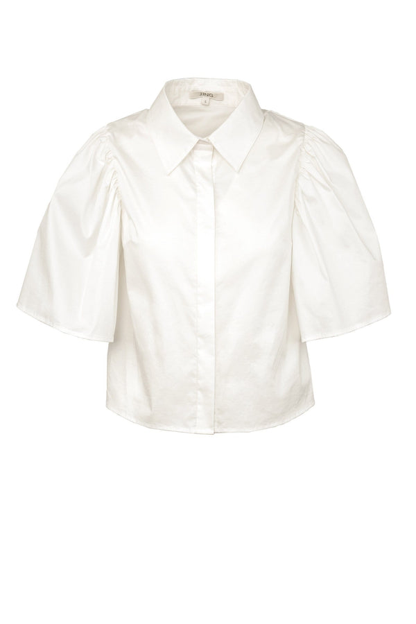 White Lecture Shirt